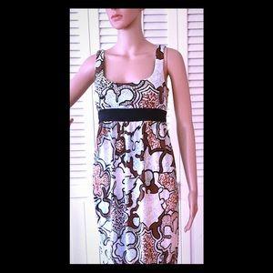 DIANE VON FURSTENBERG🌹Stunning Silk Dress!🌹EUC!